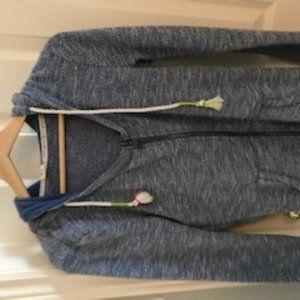Blue Roxy Sweatshirt